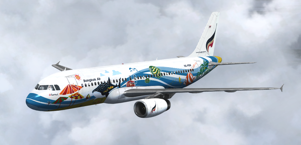 Project Airbus HD Textures (FSX only) - Project Airbus – Talk