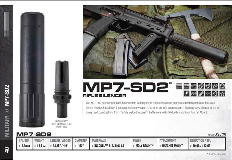 Pictorial Guide to the MP7 and PDW
