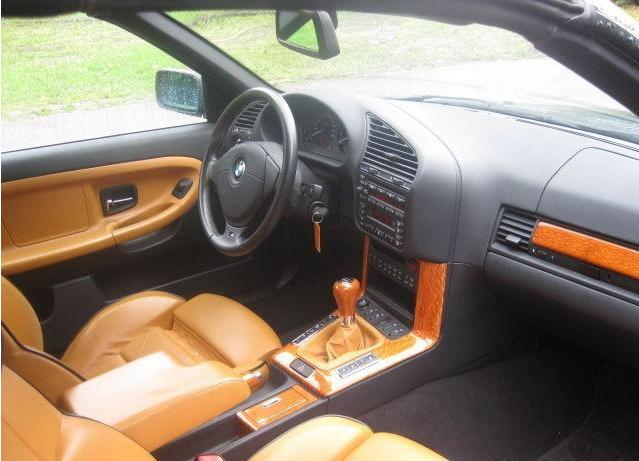 Bmw E36 Trim Options