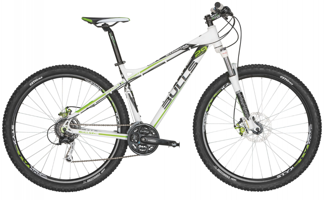 bulls sharptail 29 supreme 29 zoll mountainbike fahrrad. Black Bedroom Furniture Sets. Home Design Ideas