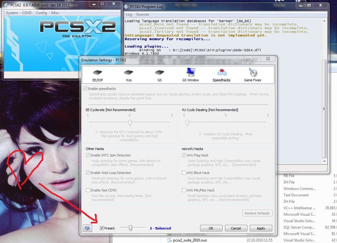 PCSX2 - Excellent PS2 emulation, support improving all the