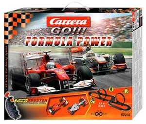 Carrera Go!!! Formula Power Rennbahn