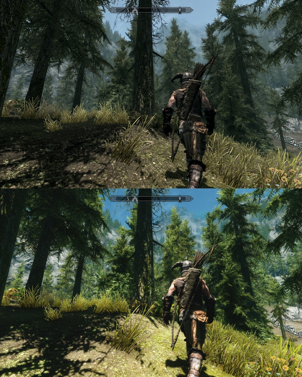 How much better is ENB 102 vs Realistic colors? Performance