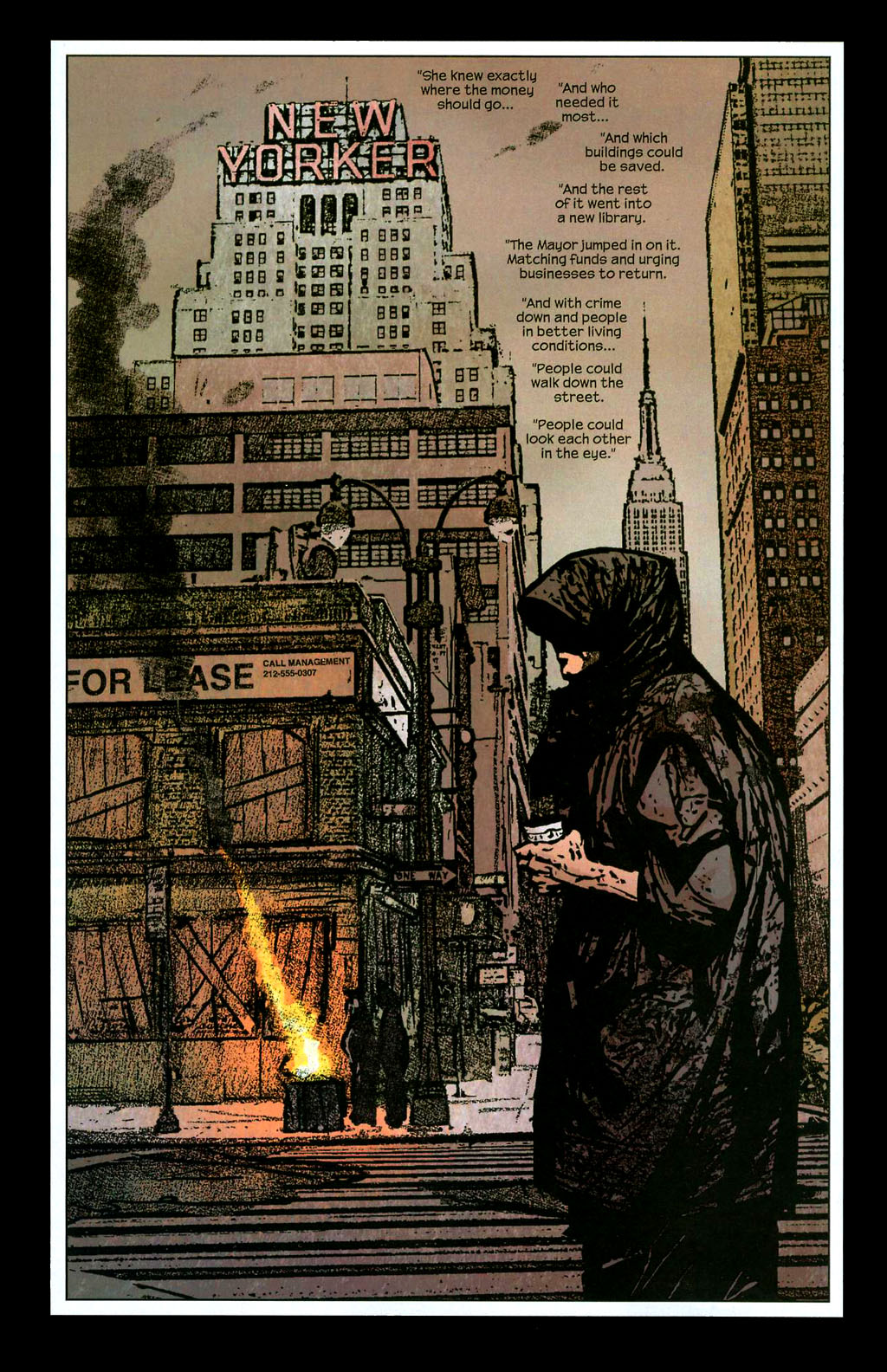 Scans Daily Bendis Daredevil Part 6 The King Of Hell S