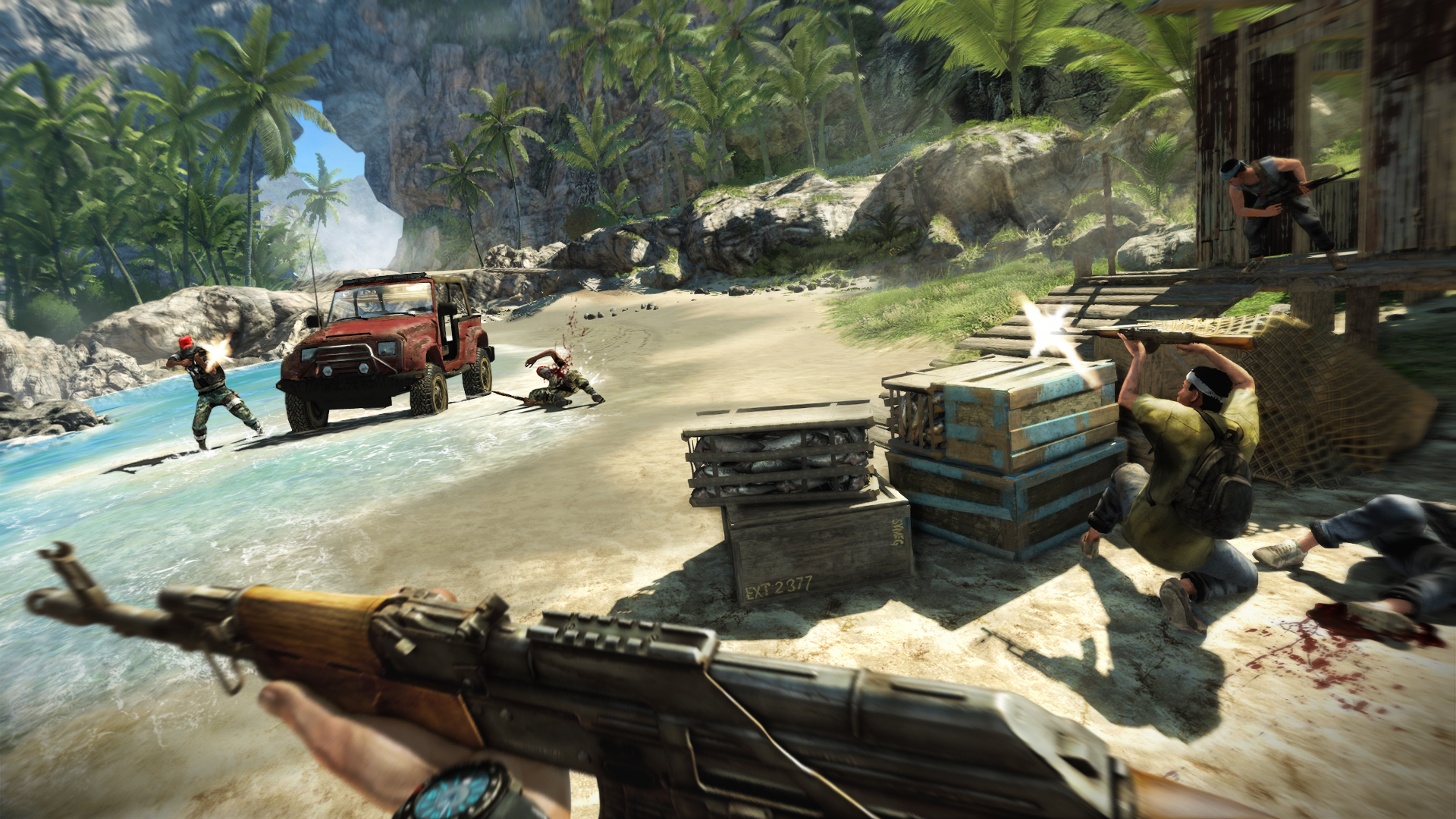 Far Cry 3 announced | Page 5 | Beyond3D Forum