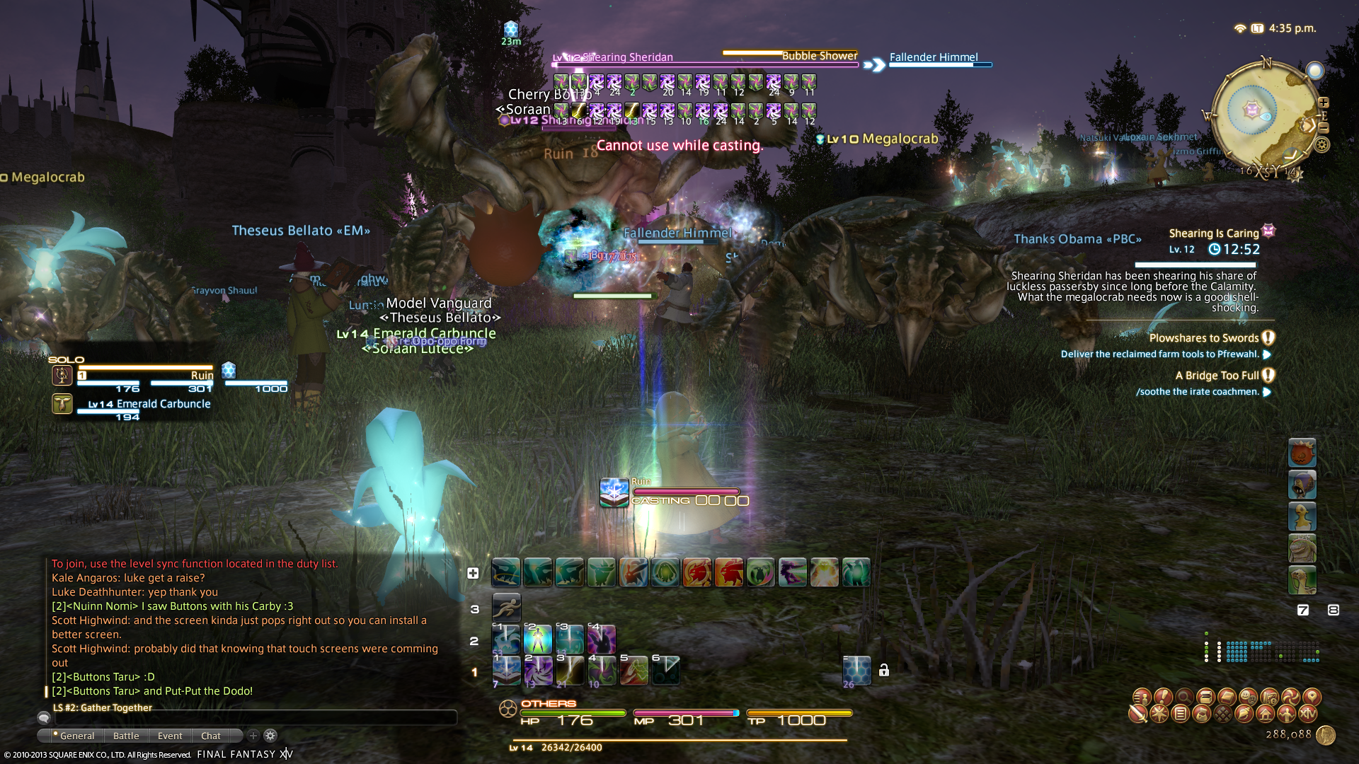 Still cannot quickly see if my debuffs are on enemies