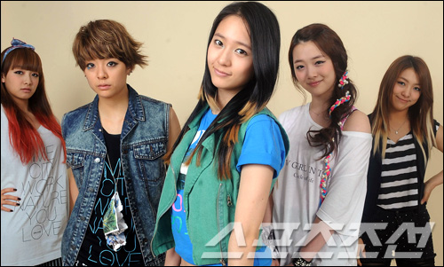 K Pop News: A Look Into f(x) Members' Unique Charms F(x) Members