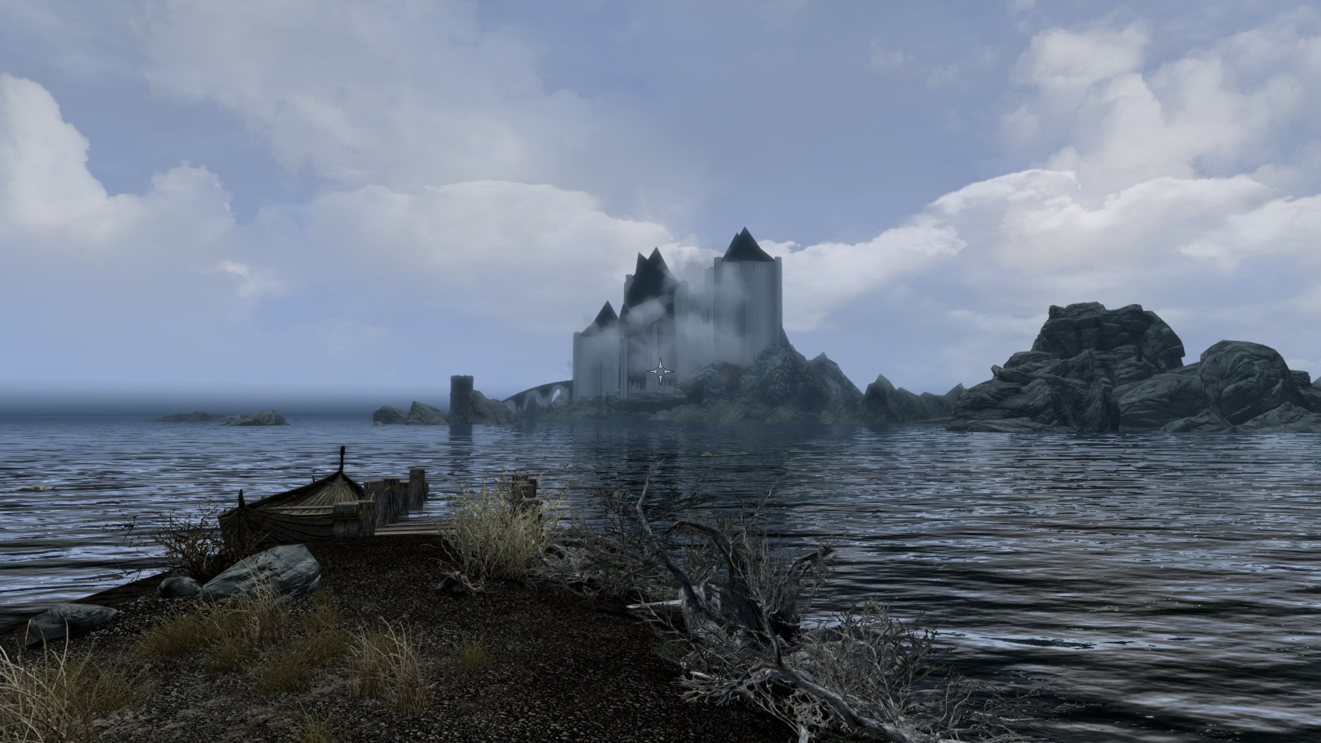castle volkihar graphic bug - Skyrim Technical Support - The