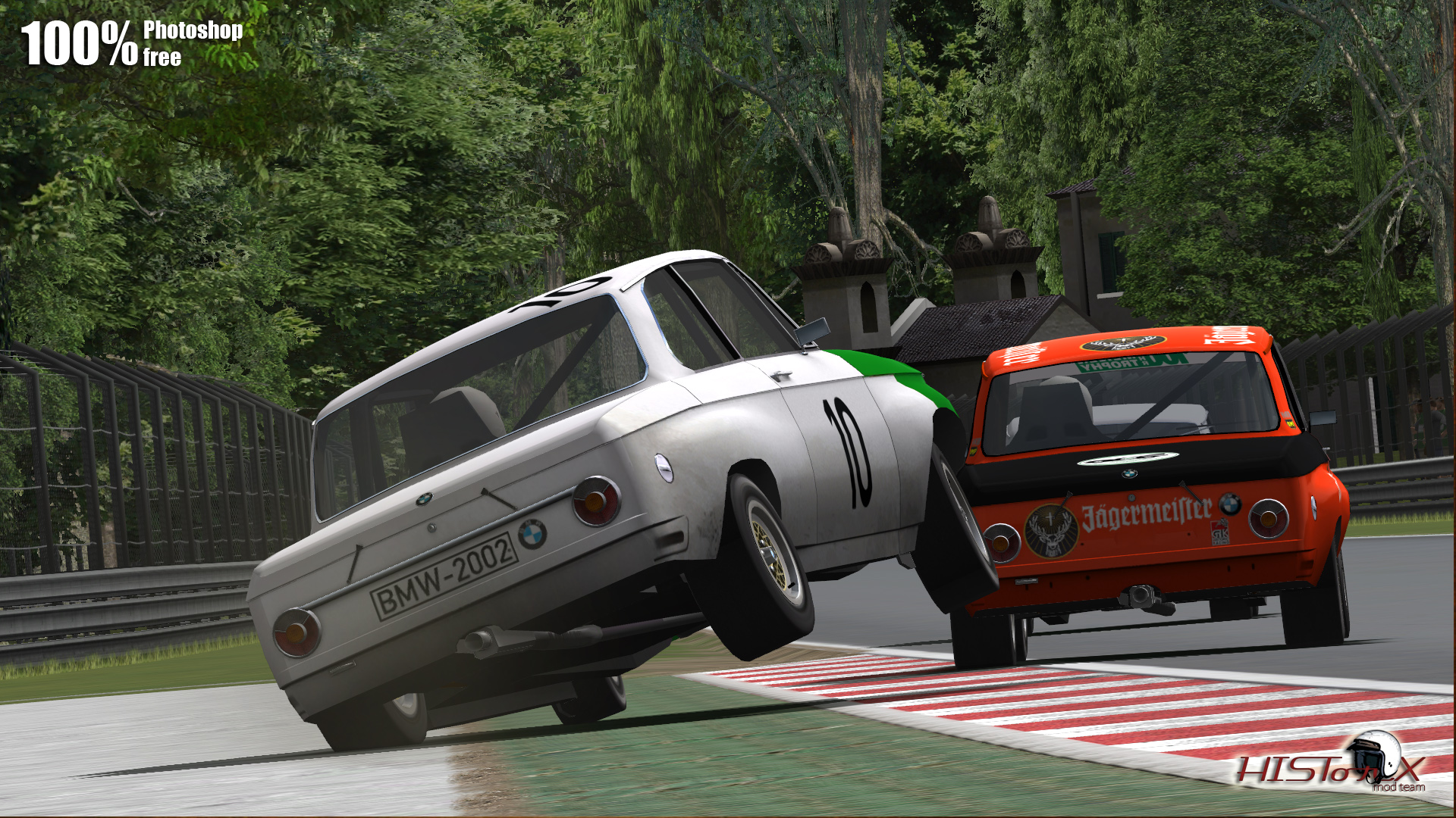 Do you want to see our WIP cars? - Page 16 - HistorX mod team