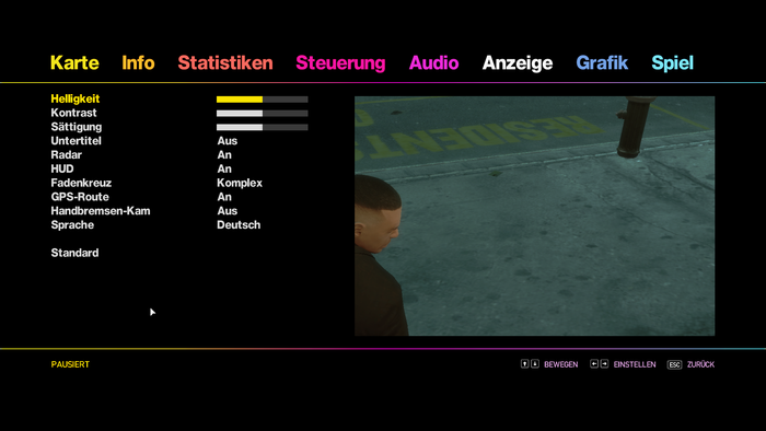 GTA IV HUD for TBoGT - Other Modifications & Files - LCPDFR com