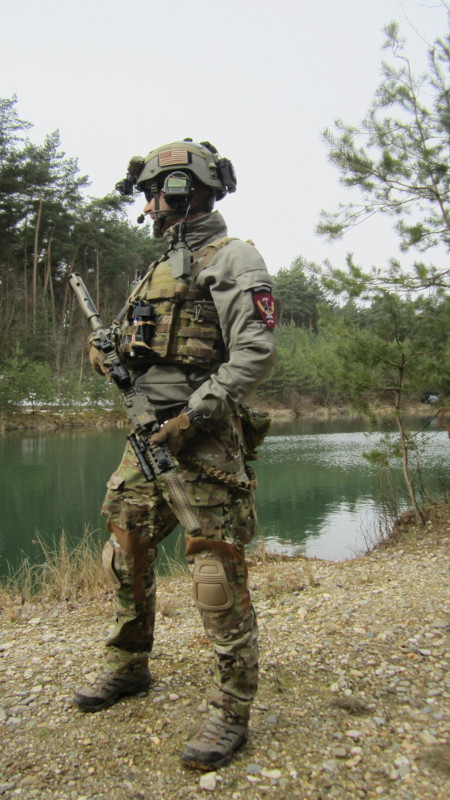 Us Special Forces Battledisplay Airsoft Verzeichnis