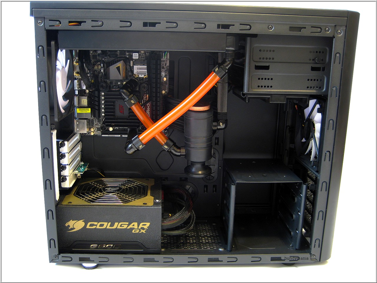 Liquid Cooling Case Gallery - Page 216 - 웹