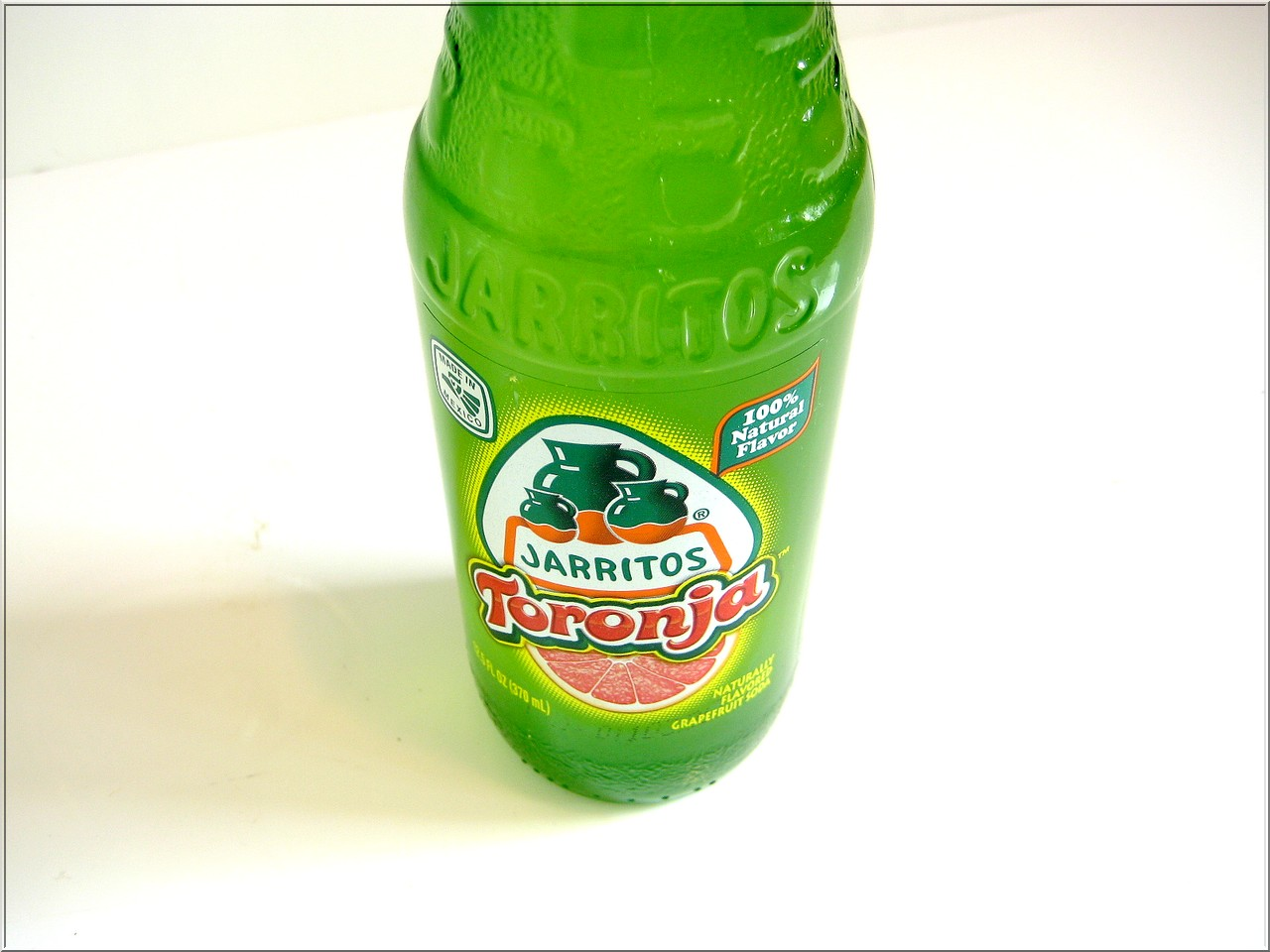 bundymania special Review] Jarritos - the number one Mexican
