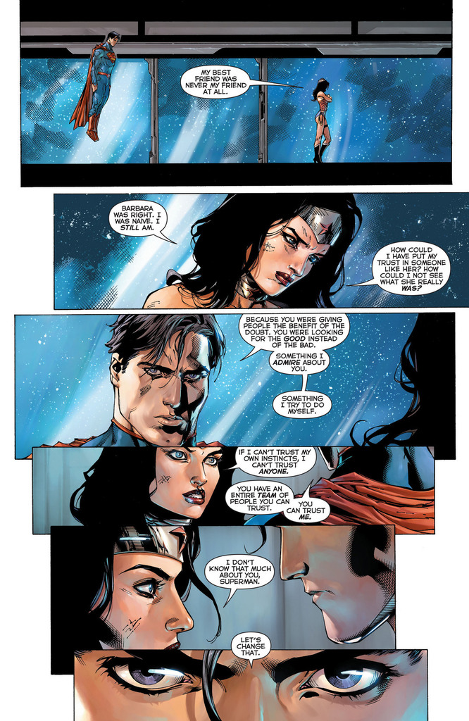 Who is superman dating