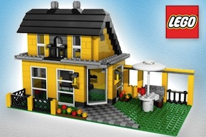 LEGO-Haus 3 in 1 Groupon