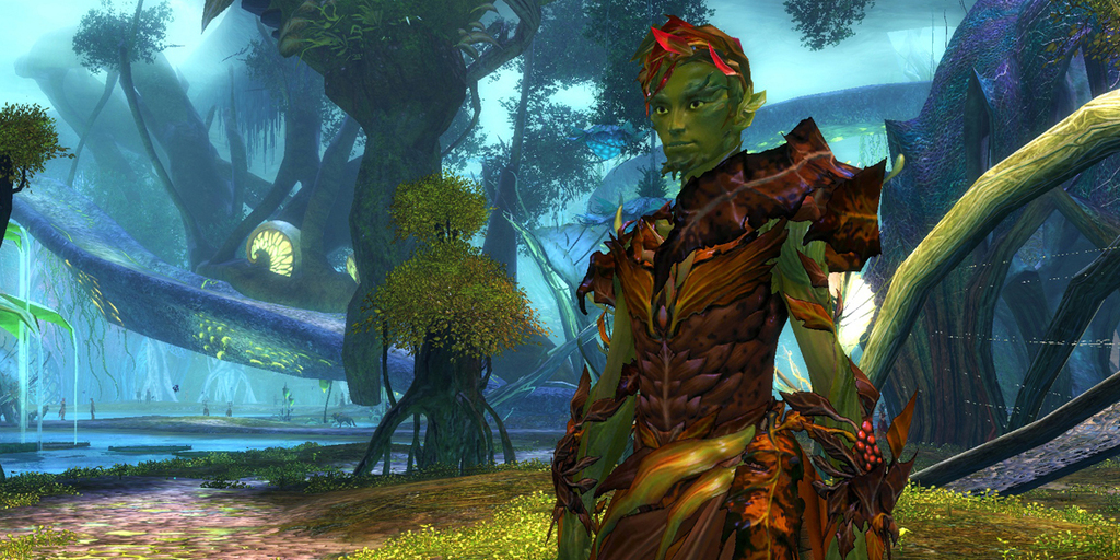 Gw2 Sylvari Week Fantasy And Mmo Developers Better Start Taking