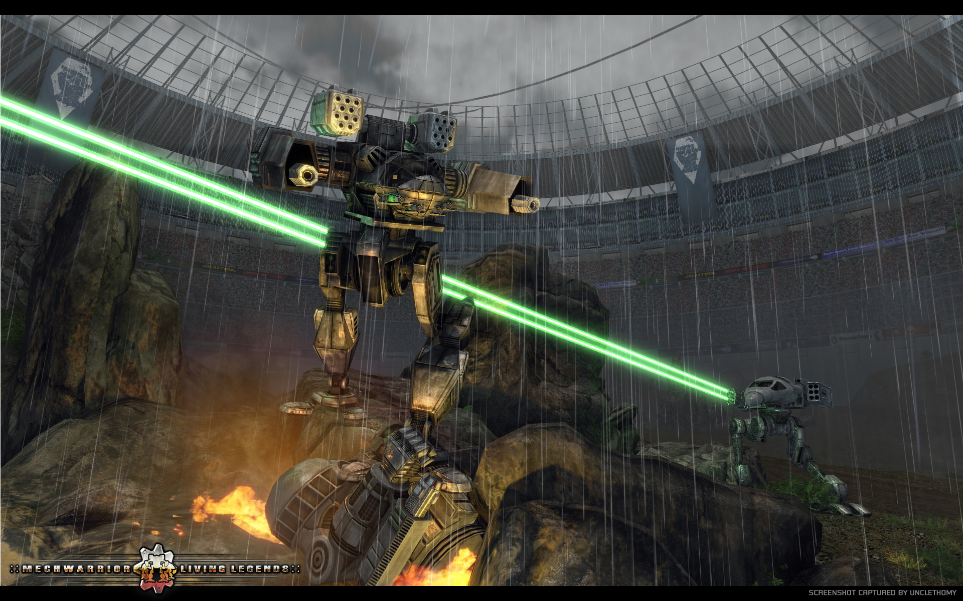 MWO: Forums - How Can A Cryengine Game Be So Ugly? - Page 10