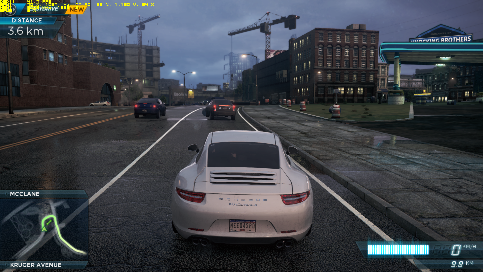 Need For Speed Most Wanted - PC Performance Thread | NeoGAF