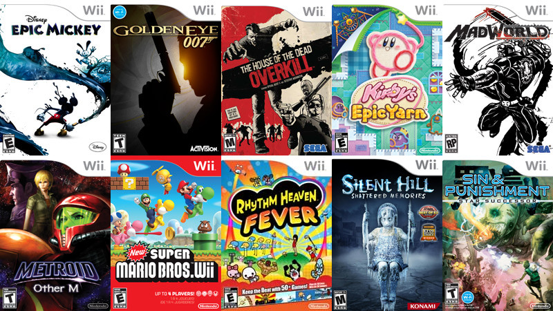 List of every esrb rated m
