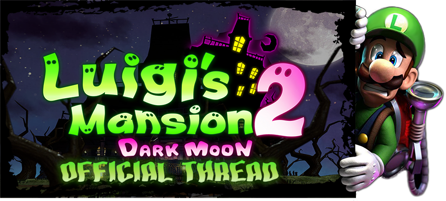 Luigi S Mansion 2 Dark Moon Ot Take Ghost Busting To The