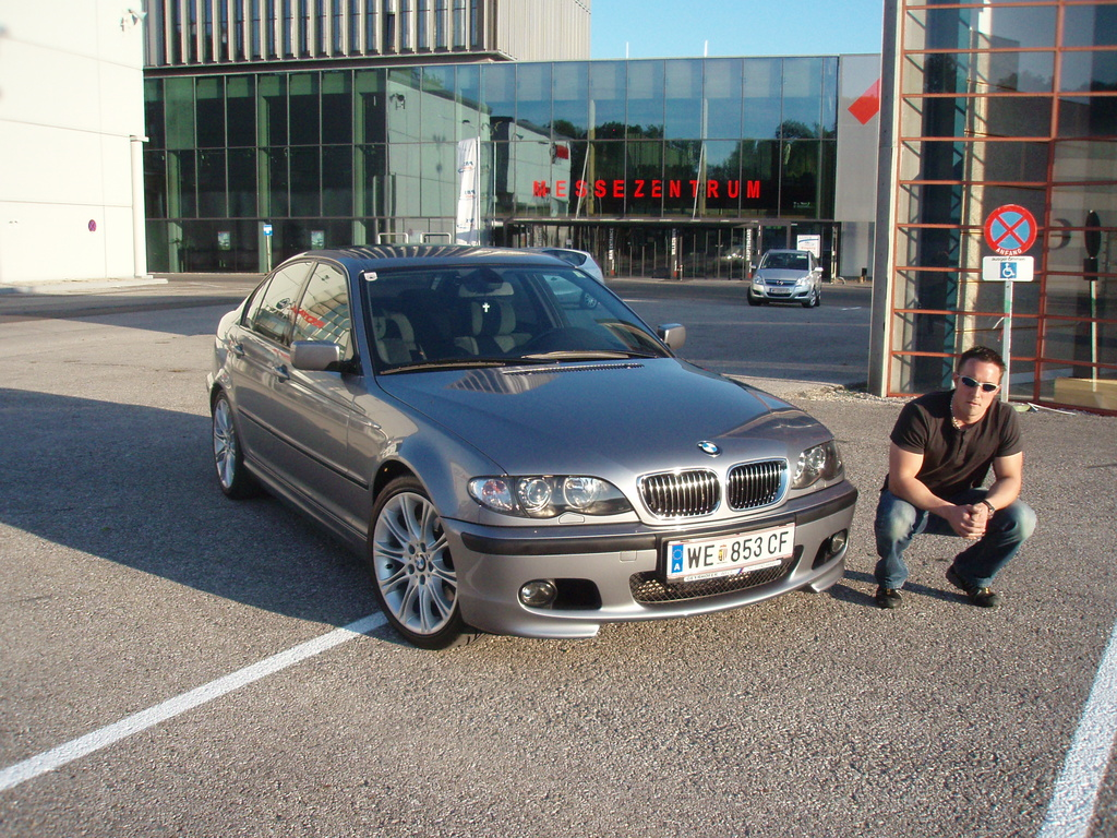 bmw 330d m paket 3er bmw e46 limousine. Black Bedroom Furniture Sets. Home Design Ideas