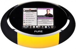 Internetradio Pure Sensia