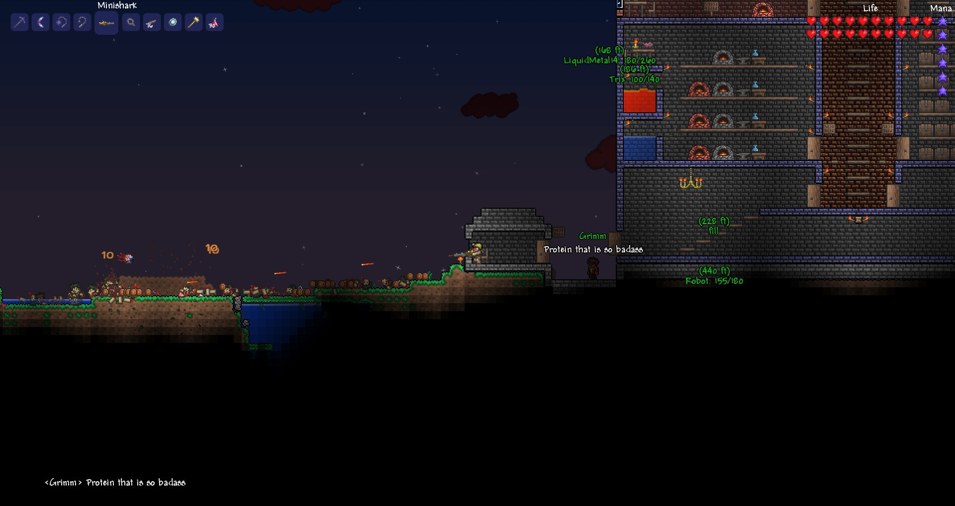 Starbound Announced New Game From Terraria Artist Studio Wiring Creations Click To Expand