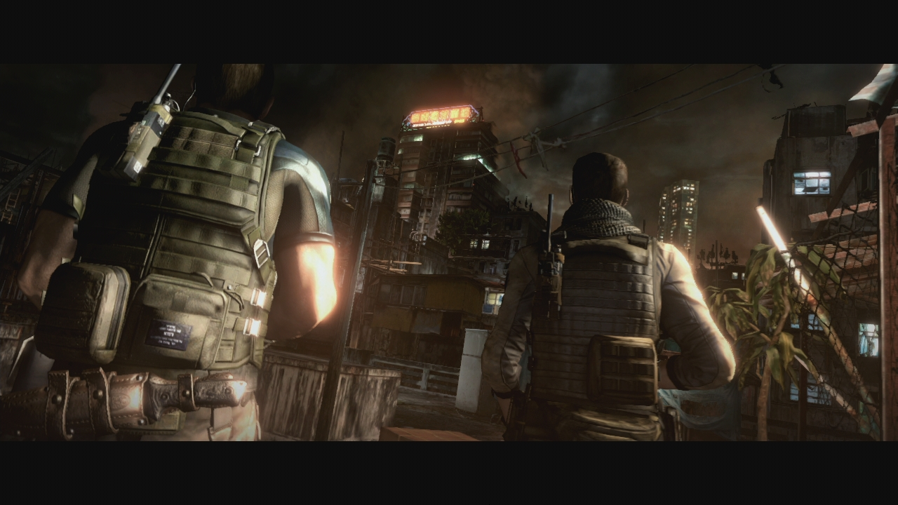 Resident Evil 6 Screens And Gameplay Features Details E3 2012