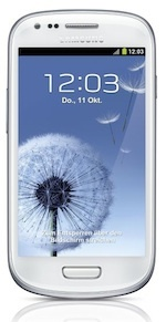 Bestes Angebot Samsung Galaxy S3 Mini