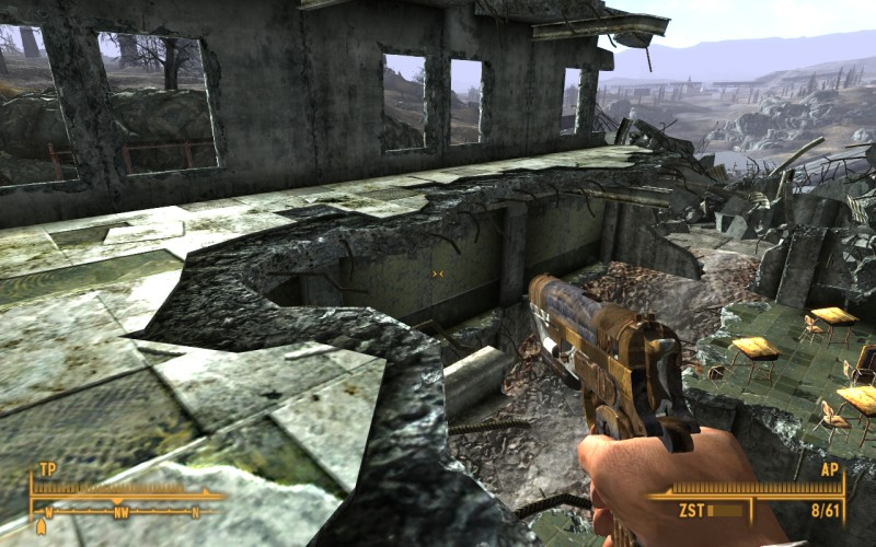 Texture Problem with Apocalypse Armory - Fallout 3 Mod