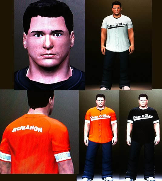 WWE '12 Shane McMahon CAW Competition (Closed) - Page 2