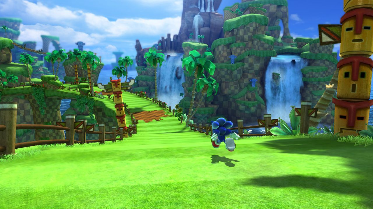 LTTP: Sonic Generations (AKA Best Sonic Game Ever)   NeoGAF