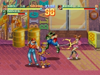 M.A.M.E. Beat Em Up A to Z - Hyperspin Arcade - LaunchBox ...