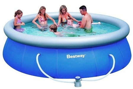 Bestway Fast Set Swimming Pool