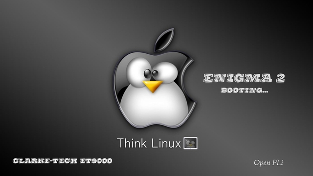 think linux wallpaper - photo #2