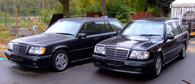 "Tuner Tuesday: 1995 Mercedes-Benz ""E36 AMG"" Estate – German"