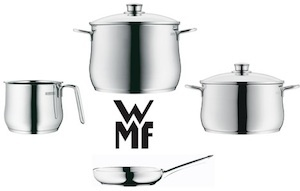WMF Set Diadem Plus Pfannen Topf Set